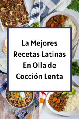 Graphic. The best Latin slow cooker recipes.